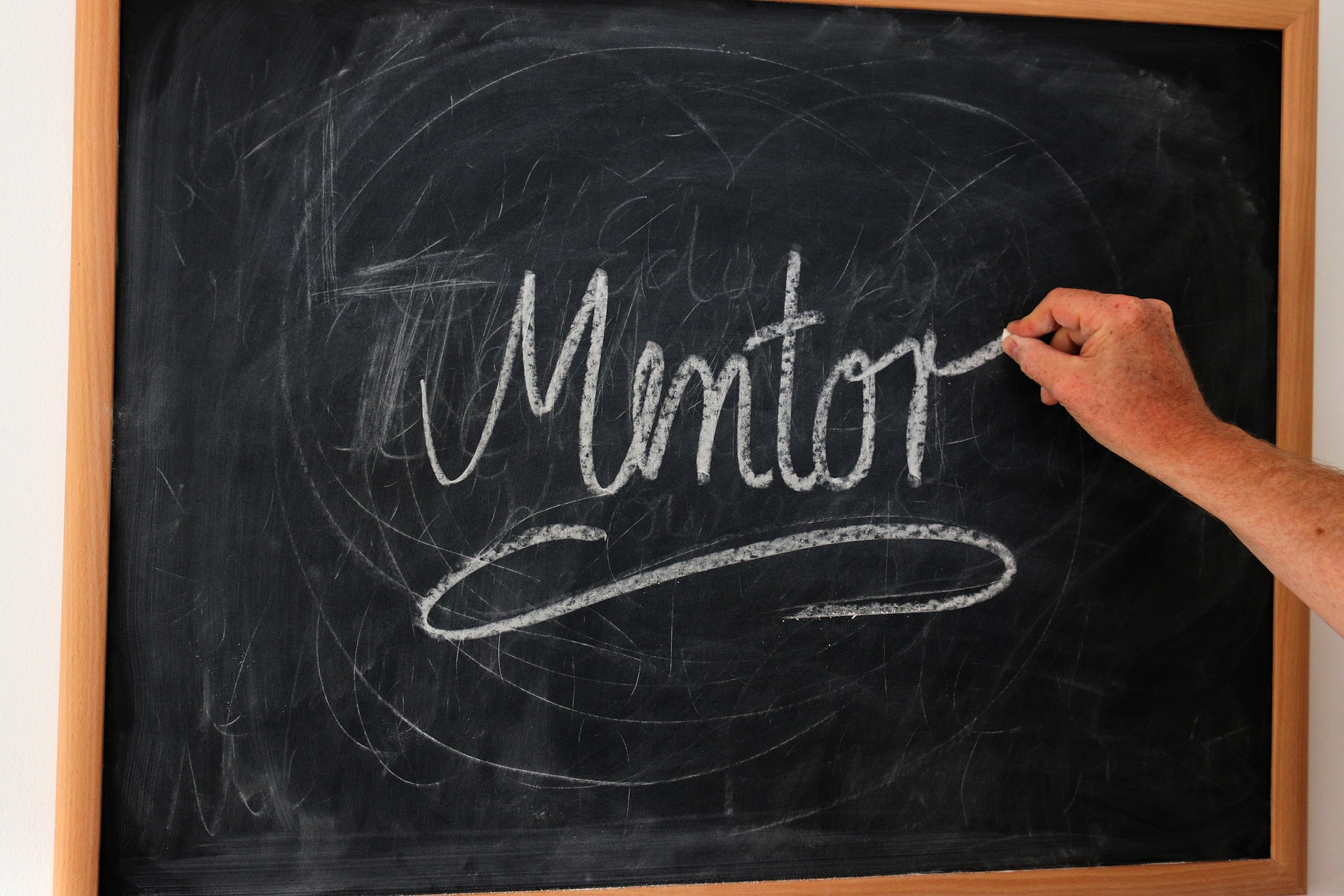 mentor as a small business owner