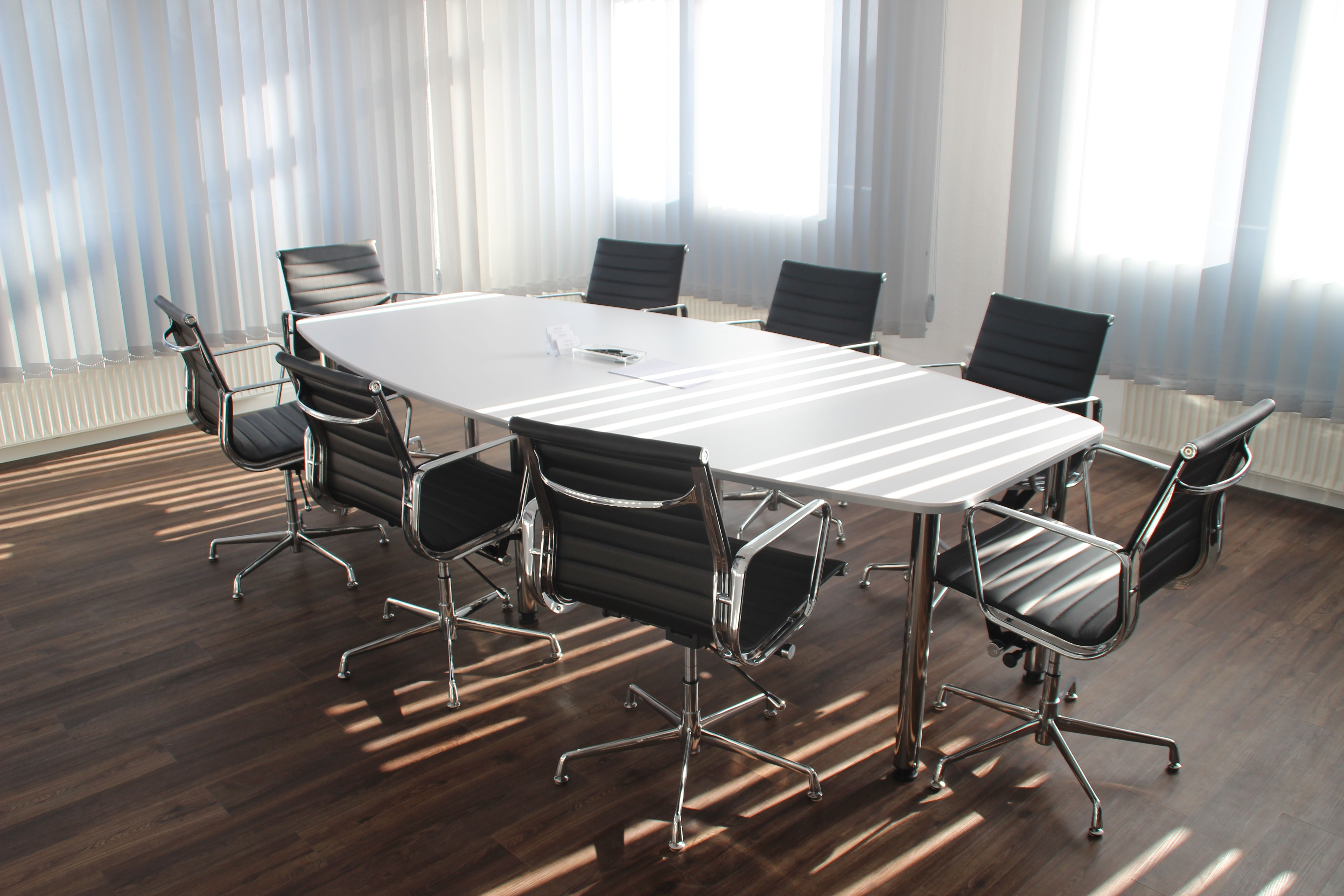 meeting room - perfect your pitch