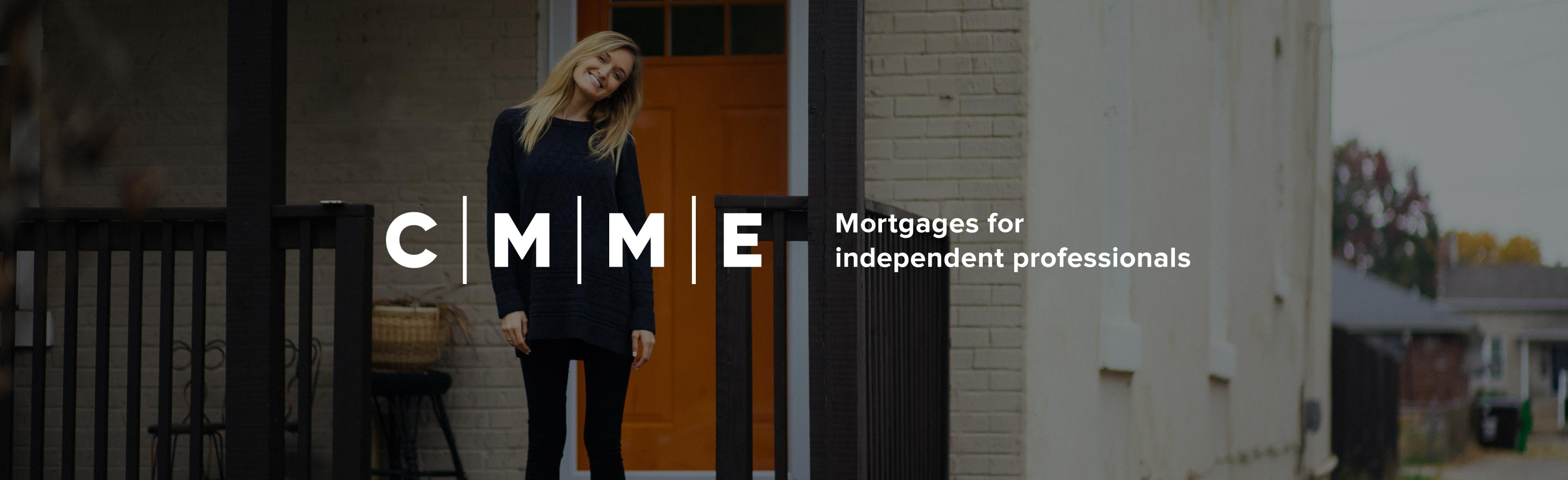self employed mortgage - CMME