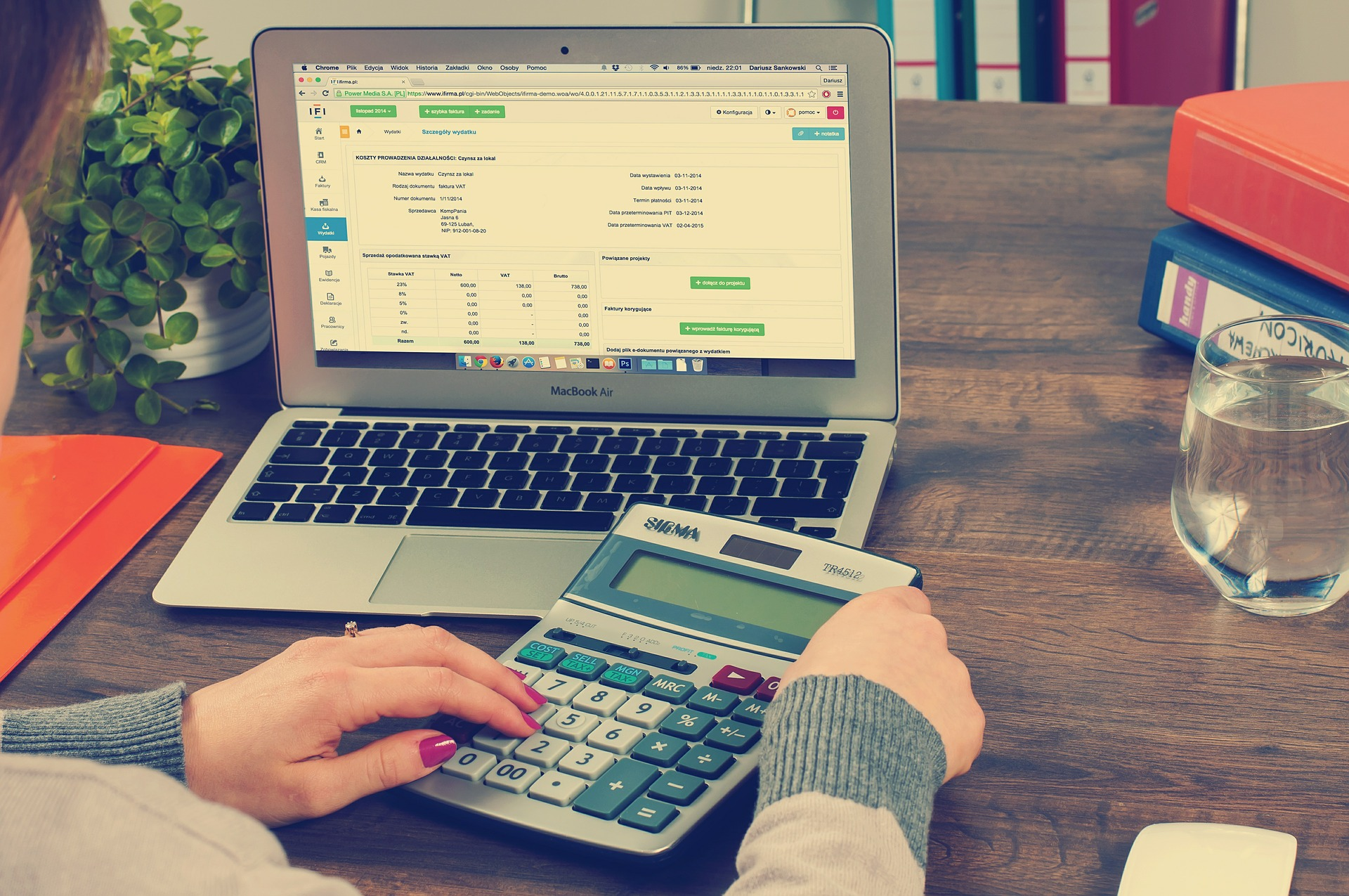 tips for good bookkeeping