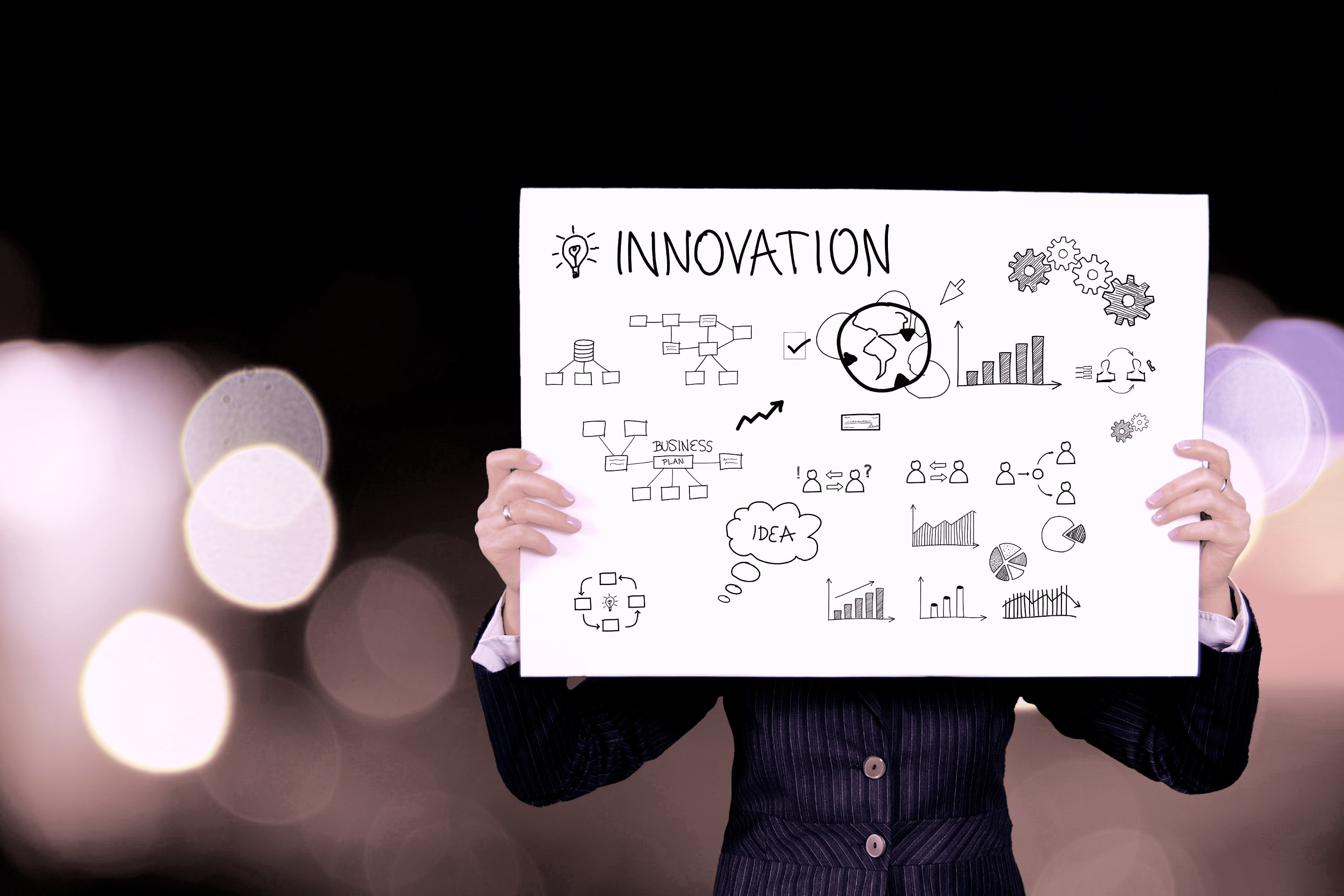 Small businesses need innovation