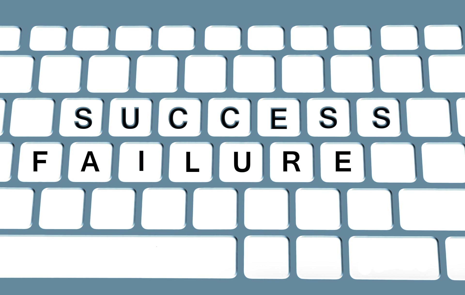 recover from a business failure
