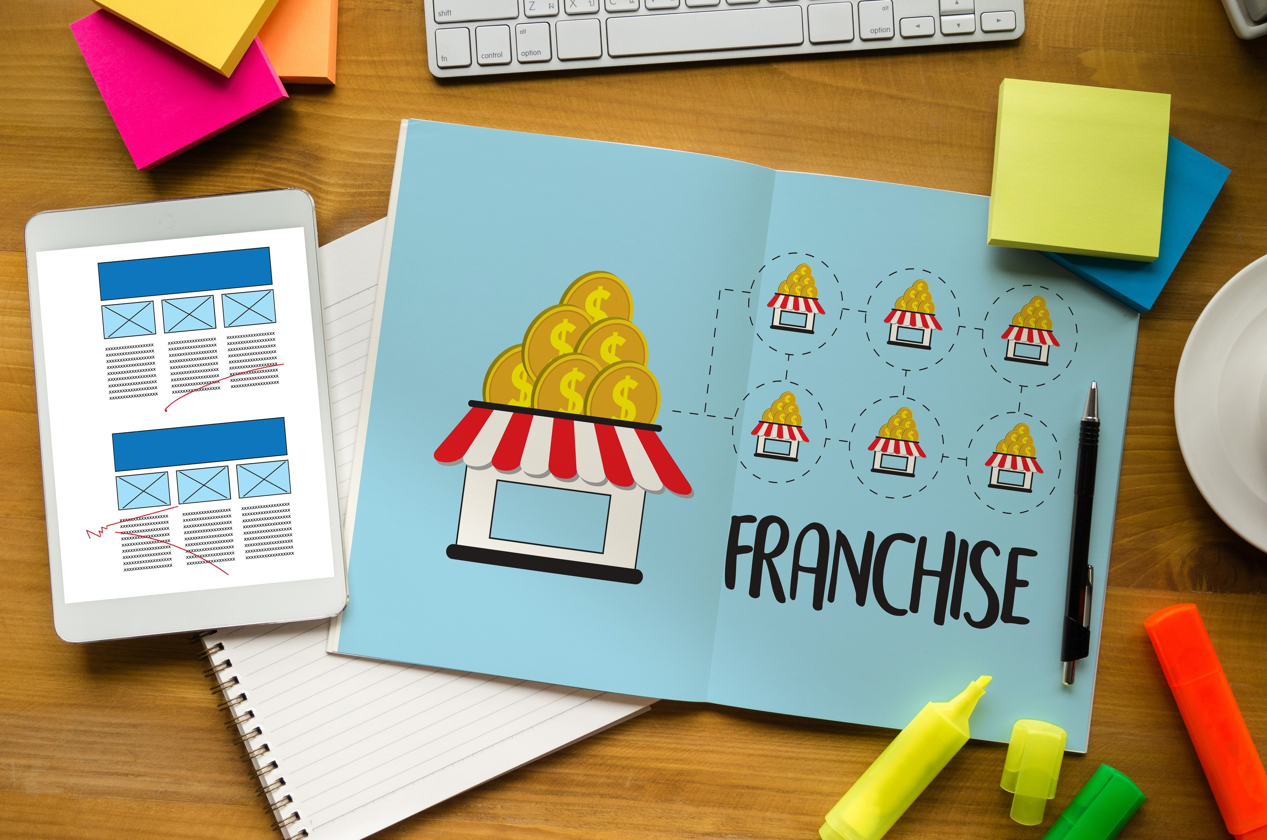 Mistakes to avoid when buying a franchise
