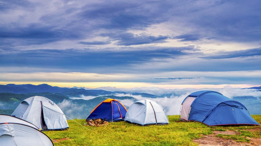 Everything you need to know about setting up a campsite business