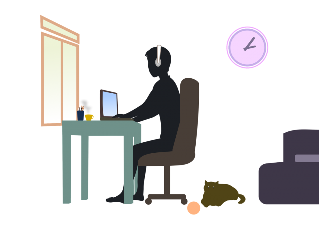 working from home effective over the long-term