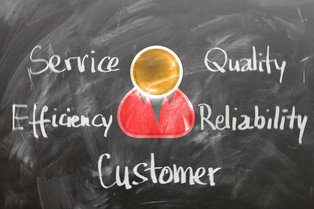 How to offer clients the best possible service, securing repeat custom